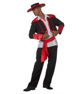 deguisement flamenco caballero homme