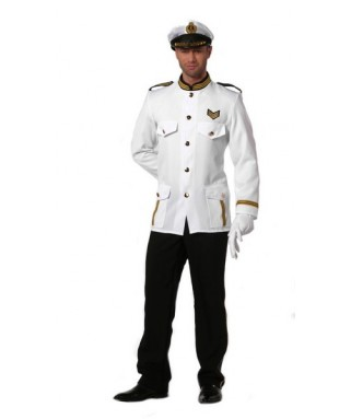 deguisement officier de marine homme