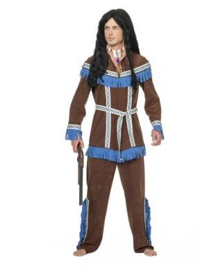 deguisement indien tenderfoot homme