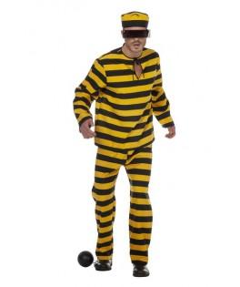 deguisement prisonnier bagnard homme