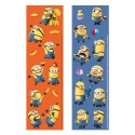8 Stickers Les Minions