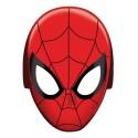 Masques carton Spiderman  x8