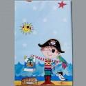 Nappe Pirate (120x180 cm)