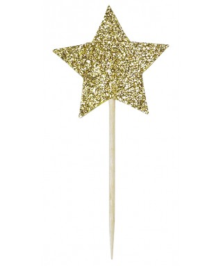 cake toppers etoile