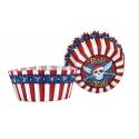 50 Kit de moules pour cupcakes Pirate Party