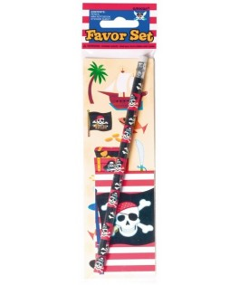 crayon pirate anniversaire
