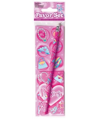 cadeaux crayon anniversaire princesse