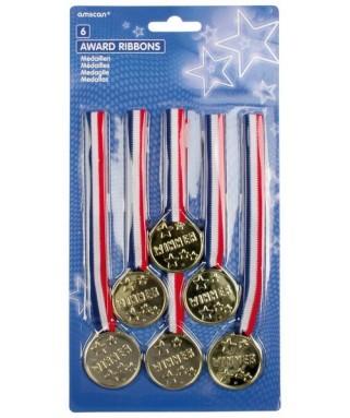 médailles gadgets cadeaux anniversaire