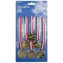 6 Médailles