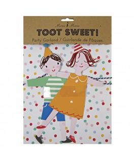 guirlande confetti toot sweet meri meri