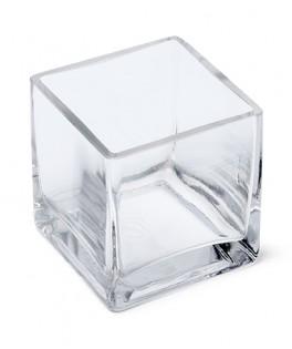 vase carre en verre