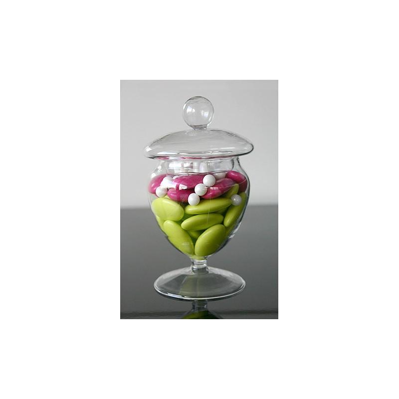 mini bonbonni re en verre pour candy bar happy fiesta lyon. Black Bedroom Furniture Sets. Home Design Ideas