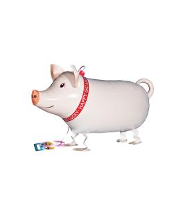 ballon Cochon marcheur