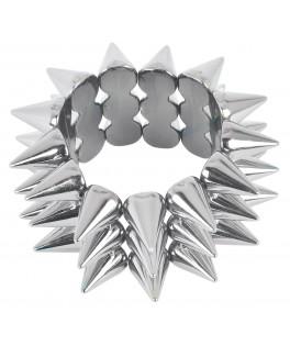 Bracelet Biker déguisement rock