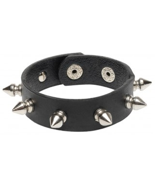 Bracelet clouté déguisement rock