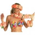 Soutien-gorge fleurs Hawaien