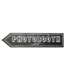 fleche signaletique photobooth
