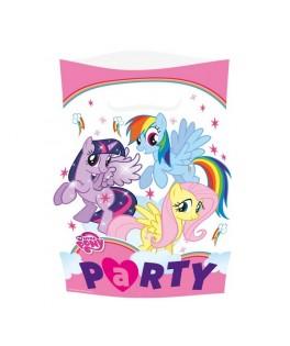 sacs cadeaux anniversaire my little pony