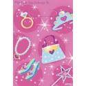 8 Sacs cadeaux Princesse