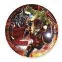 Assiettes Avengers Age of Ultron  x8