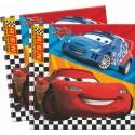 Serviettes Cars RSN x20