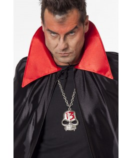 collier dents dracula halloween