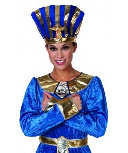 deguisement coiffe egyptienne