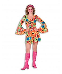 deguisement robe hippie femme