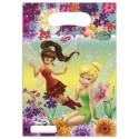 Sacs cadeaux Fairies Springtime  x6