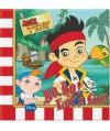 serviettes jake et les pirate