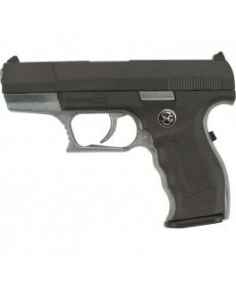pistolet de policier métal