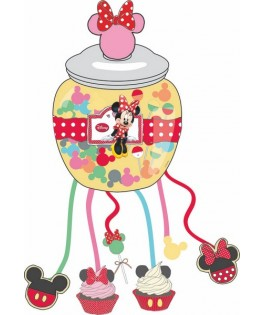 Piñata Minnie Mouse Bowtique