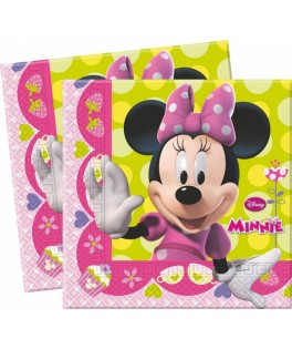 serviettes minnie mouse
