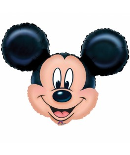 ballon tete Mickey Mouse