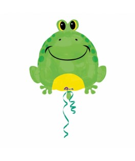 ballon grenouille