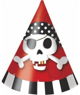 Chapeaux Pirate's Comeback  x6