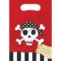 Sacs cadeaux Pirate's Comeback x6
