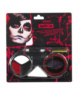 Set Maquillage Halloween Jour des Morts