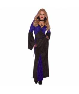 deguisement robe noire halloween