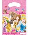 Sacs cadeaux Princesses & Animaux x6