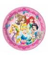 Assiettes Princesses & Animaux   x8