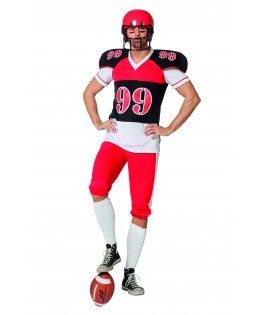 deguisement homme joueur football americain