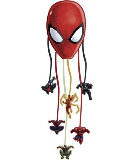 Piñata Spiderman Web Warrior