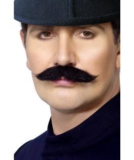 moustaches policier ondres auto adhesives