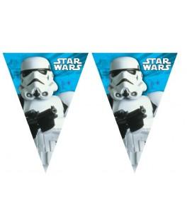 gurlande fanions star wars