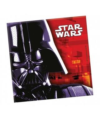serviettes jetables Star Wars