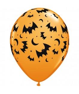 ballon chauve souris halloween