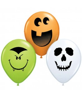 mini ballons halloween