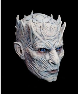 Masque latex Halloween Game of Thrones - Nights King