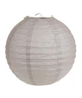 lanterne papier ivoire 30 cm